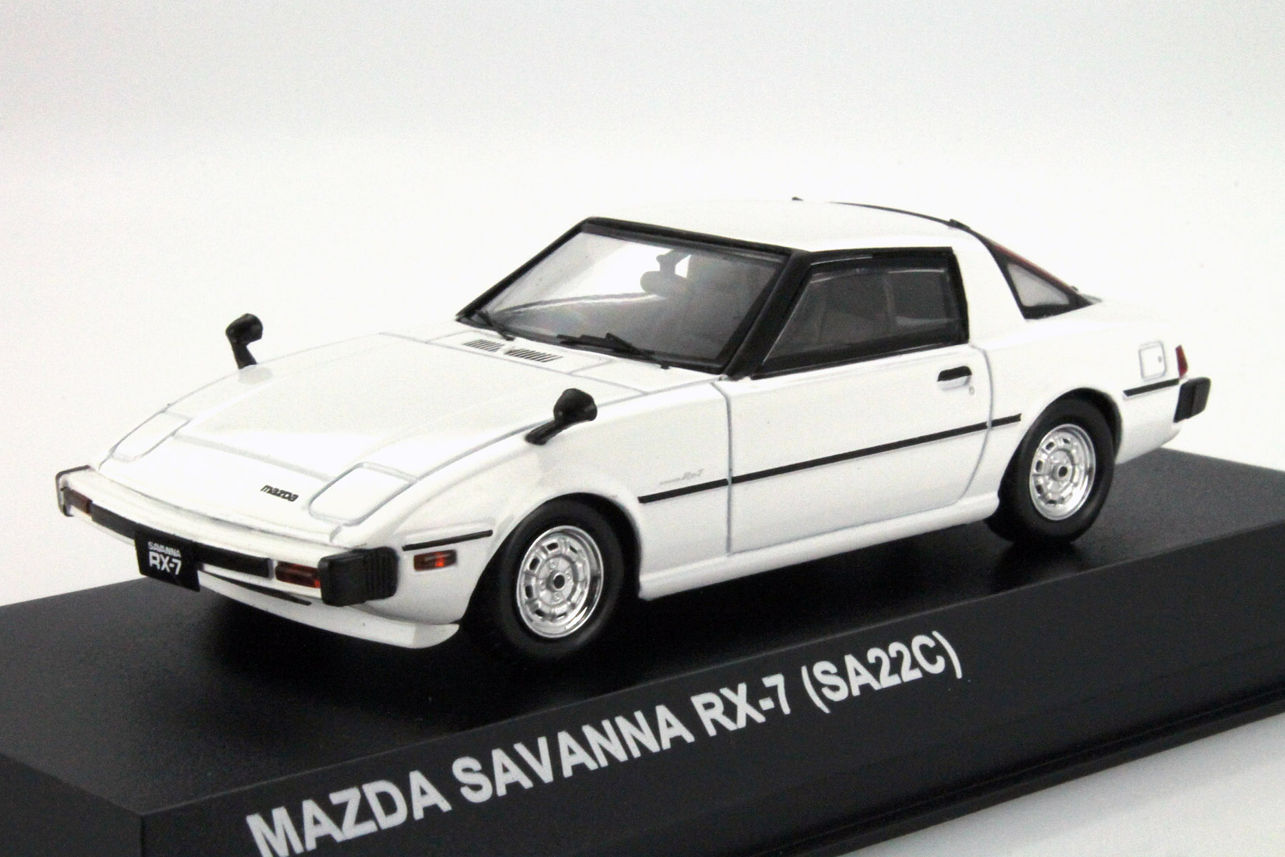 Mazda Savanna RX-7 (SA22C) White