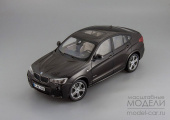 BMW X4 (sparkling brown)