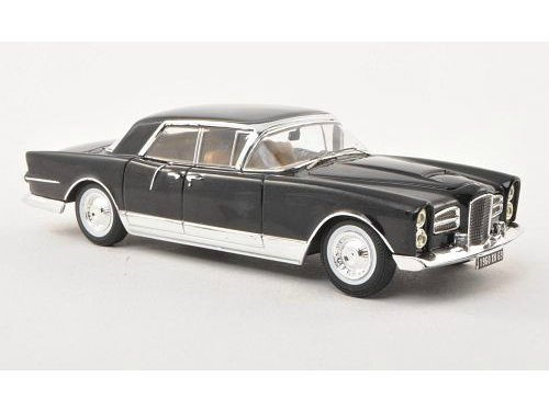 Facel Vega Excellence 1960 Black with Silver Underline