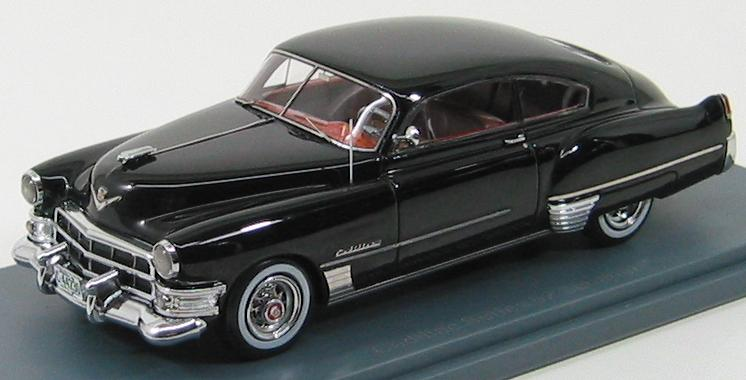 Cadillac Series 62 Coupe Sedanette 1949 (black)