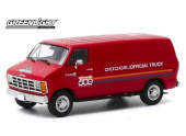 "DODGE Ram B150 Van ""Indianapolis 500"" Official Truck 1987"