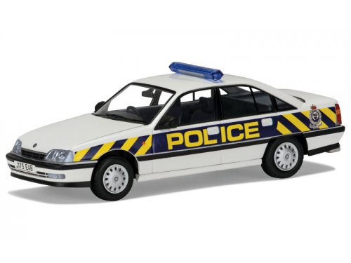"Vauxhall Carlton 2.6Li ""West Mercia Constabulary Police"" 1982"