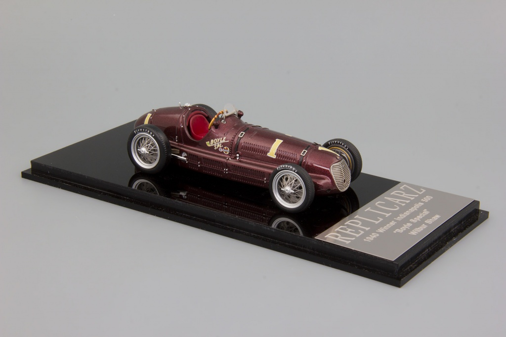 Maserati 8CTF Boyle Special №1 Winner Indianapolis 500 (Wilbur Shaw)