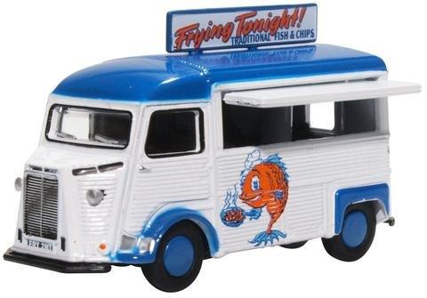 "CITROEN Type H Catering Van ""Fish and Chips"" 1970"