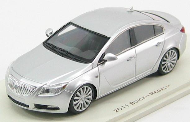 Buick Regal CR 2011 (Quicksilver Metallic)
