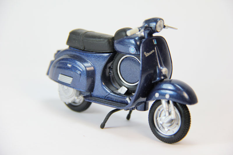 Мотороллер Vespa 90 Super Sprint (1965) blue