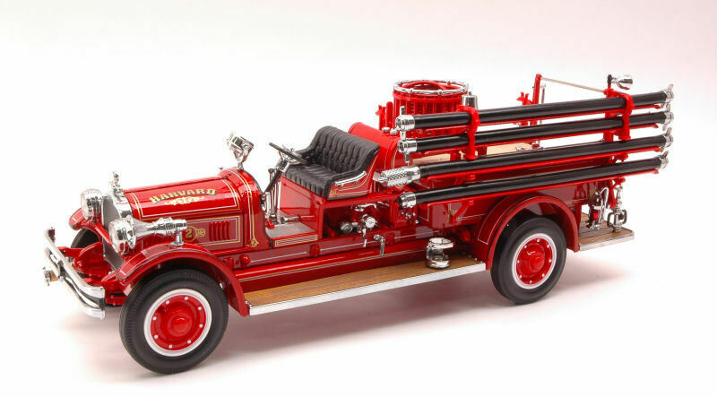 Уценка! Seagrave Suburbanite Fire Dept. 1927