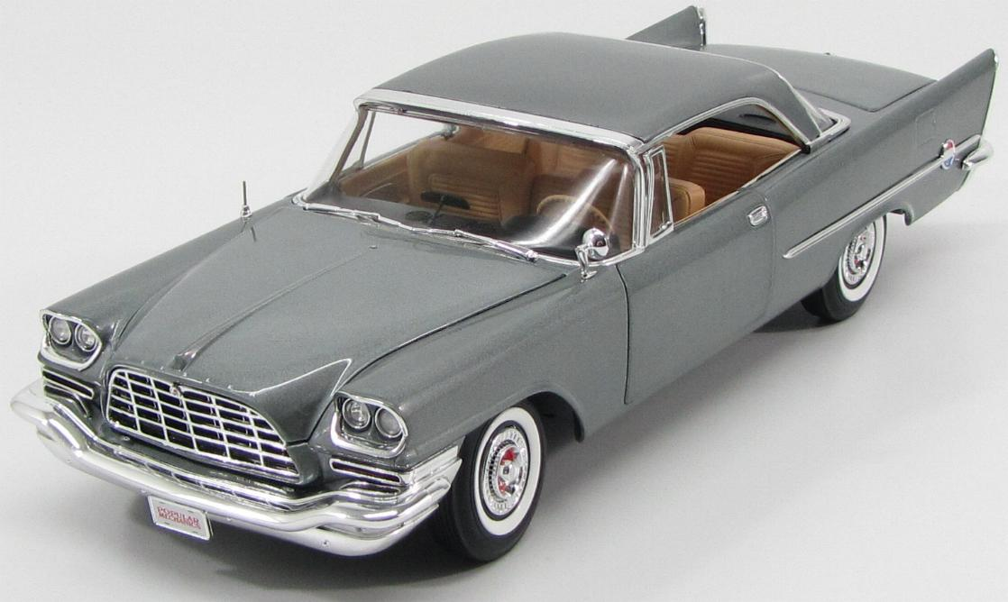 Chrysler 300C 1957 Grey metallic