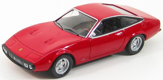 Ferrari 365 GTC/4 1971 Red