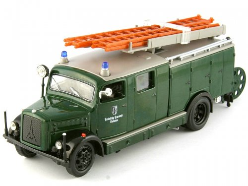 Magirus-Deutz S 3000 SLG (1941) green