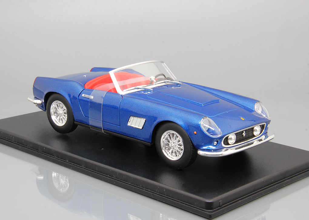 Ferrari 250 California -1957- blue