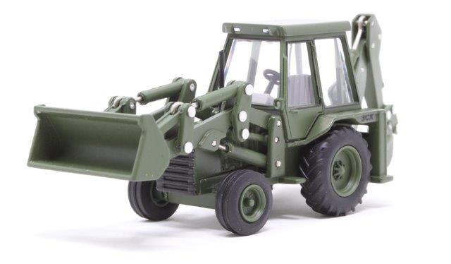 экскаватор JCB 3CX Army 1980