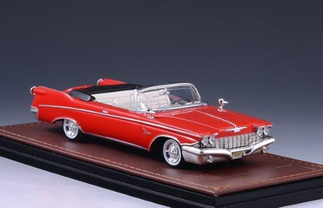 IMPERIAL CROWN Convertible (открытый) 1960 Red