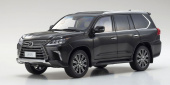 Lexus LX570 (star light black)