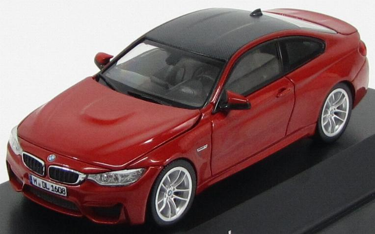 BMW M4 Coupe (F82) 2014 Оrange