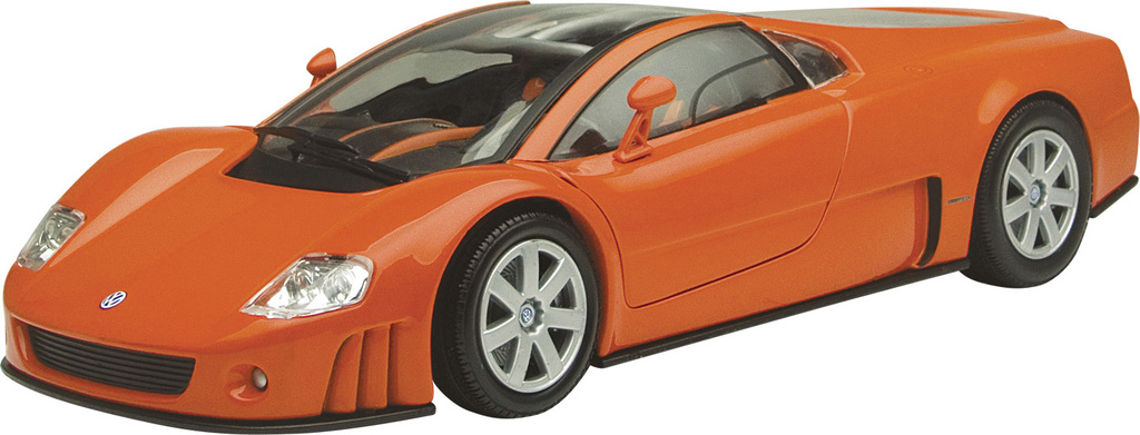 Volkswagen Nardo W12 Show car (Metallic Orange)