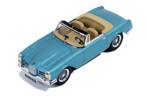 Facel Fega Facel 6 1964 Light Metallic Blue
