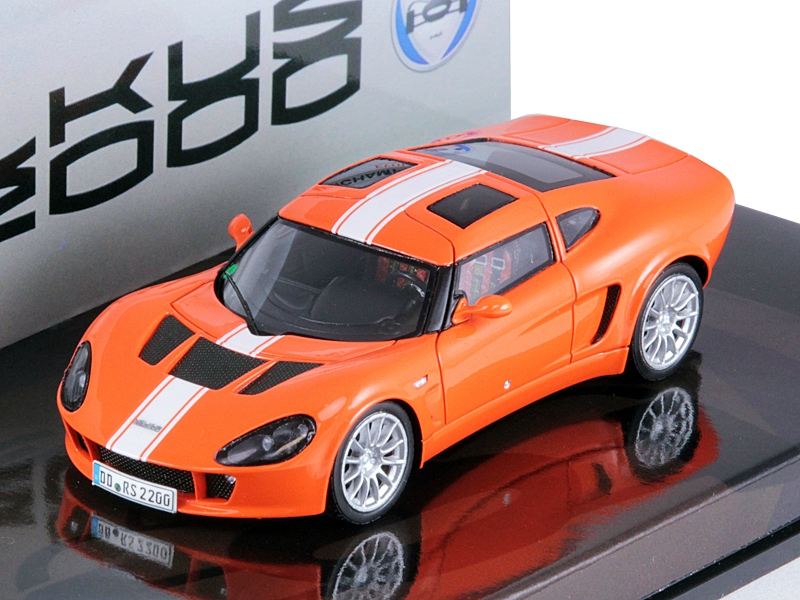 Melkus RS 2000 2010 Orange