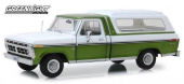 FORD F-100 Bodyside Accent Panel and Deluxe Box Cover  1976 Medium Green Glow Poly