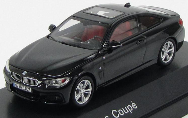 BMW 4-Series Coupe (F36) 2014 Black