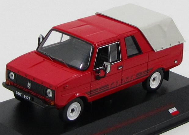 Tarpan 237 pick-up 4x4 1982 Red