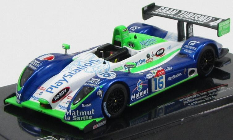 Pescarolo Judd C60 #16 (Minassian, Collard, Comas) 5th Le Mans 2006