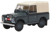 "LAND ROVER Series II SWB  Soft Top ""RAF Police"" (военная полиция) 1960"