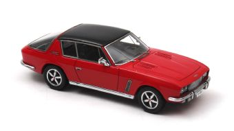 Jensen Interceptor SIII - red/black
