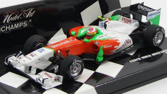 Force India Mercedes VJM04 (P.Di Resta) 2011