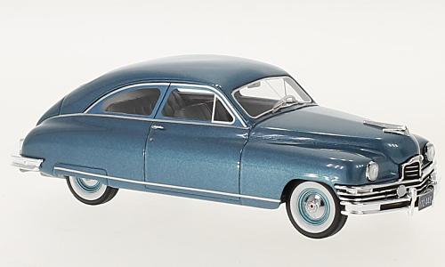 PACKARD Super De Luxe Club Sedan 1949 Metallic Turquoise