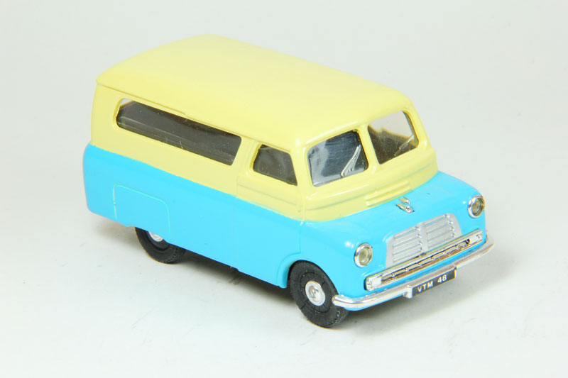 Bedford CA Van (blue/cream)