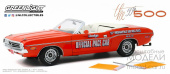 "DODGE Challenger Convertible ""55th Indianapolis 500"" Official Pace Car 1971"