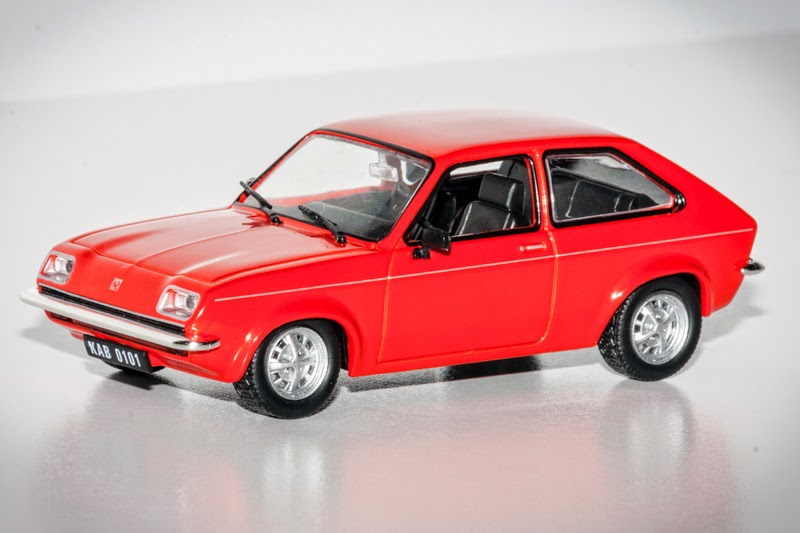 Vauxhall Chevette Red