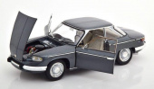 PANHARD 24 CT 1964 Silver Grey Metallic