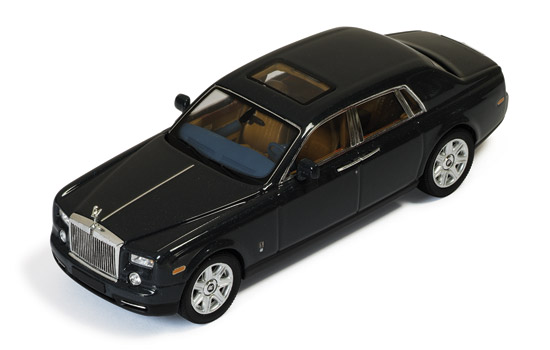 Rolls-Royce Phantom 2009 Dark Grey