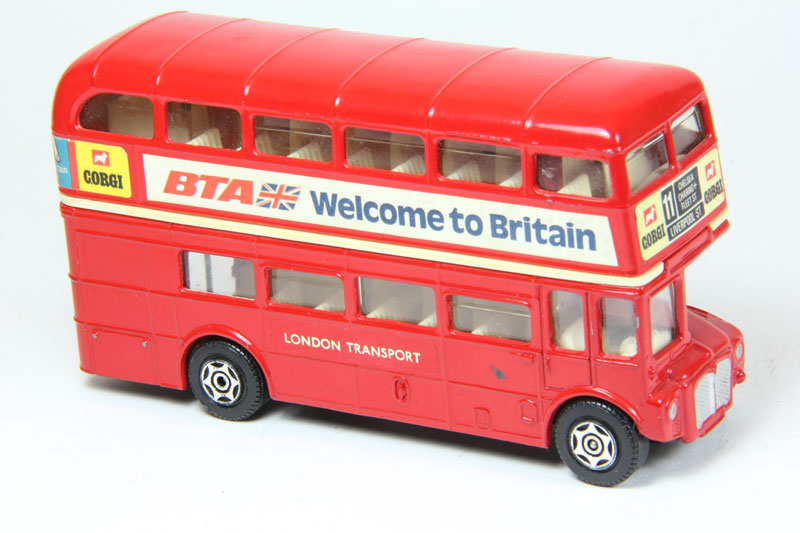 London Transport Routemaster (BTA)