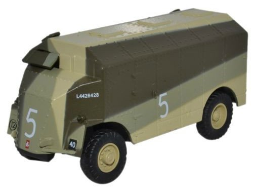 AEC Dorchester ACV Caunter Scheme 2nd Armoured Division 1941