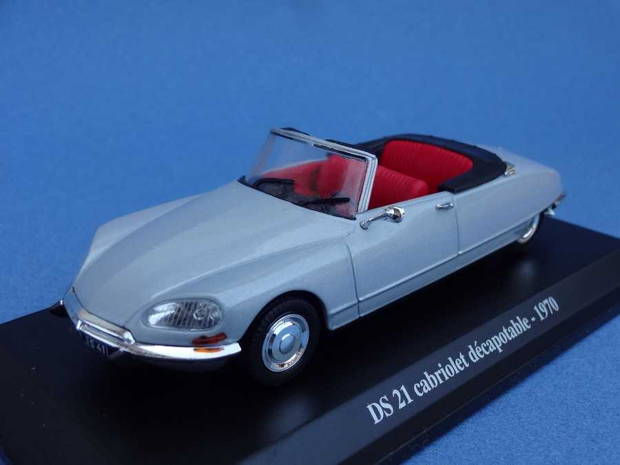 Citroen DS 21 Cabriolet decapotable - 1970