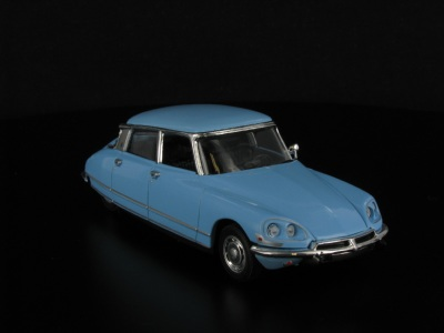 Citroen DS 21 Pallas USA -1972-