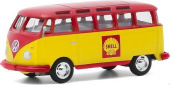 "VW T1 Samba Bus ""Shell Oil"" 1964"