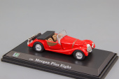 Morgan Plus Eight Convertible (red)