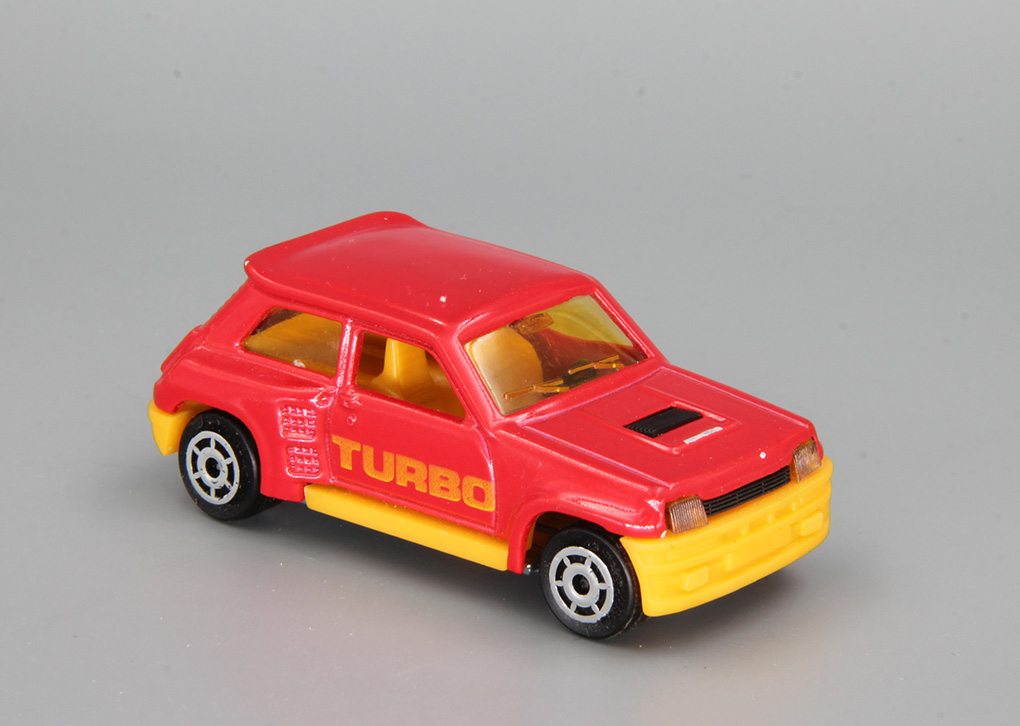 Renault 5 Turbo (red)