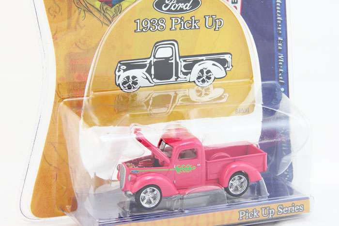 Ford  (1938) PickUp Hot Rod (pink)
