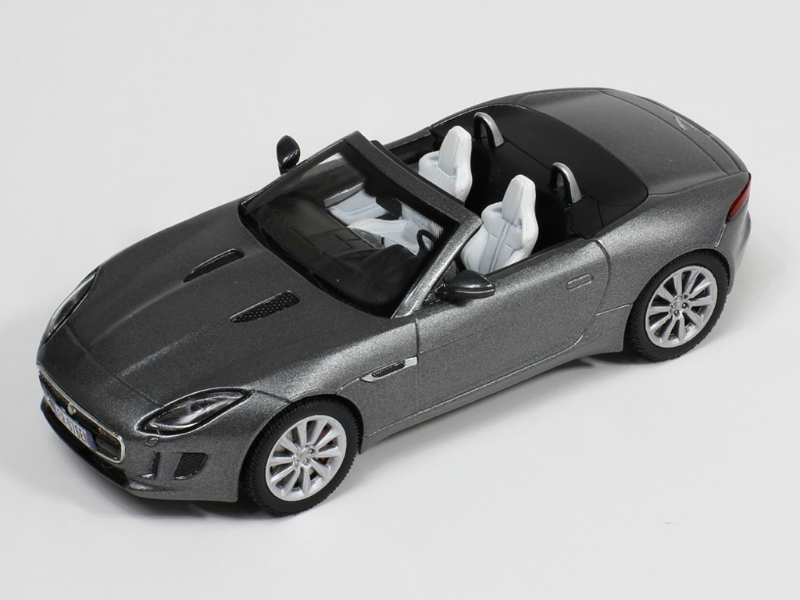 Jaguar F-type V6 S 2014 Lunar Grey