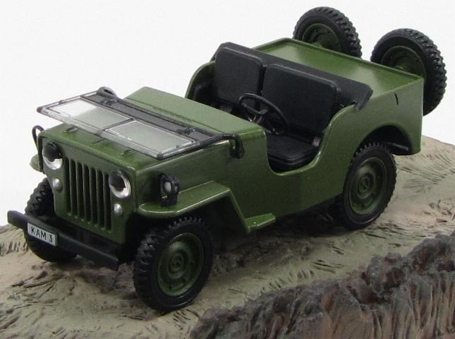 "WILLY'S Jeep M606 ""Octopussy"" 1983"