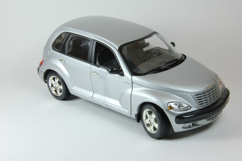 Уценка!  Chrysler PT Cruiser (2001) Silver