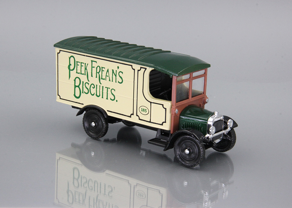 Thornycroft Peek Freans Biscuits
