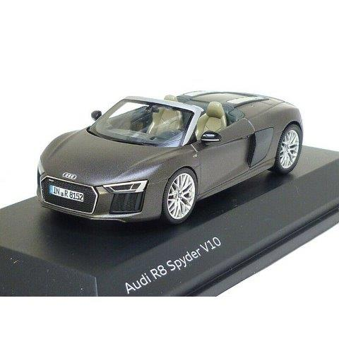 AUDI R8 Spyder V10 2016 Argus Brown Matt