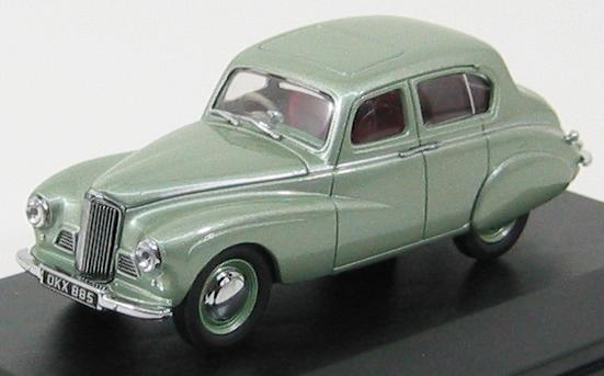 Sunbeam Talbot 90 MkII 1952 Beech Green Metallic