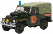 "LAND ROVER  Series III 1/2 Ton Lightweight Soft Top ""Royal Navy"" (ВМФ Великобритании) 1980"